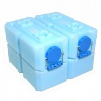 14 gallon water brick container
