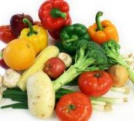 barter vegetables