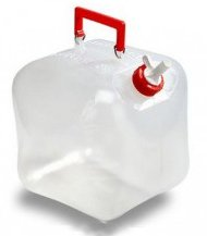 2.5 gallon collapsible water container