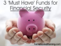 3 must have funds