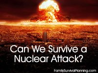 Survive a Nuclear Attack