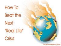 How to Beat the Next Real Life Crisis