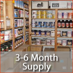 3-6 month supply
