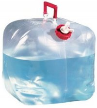 5 gallon collapsible water container