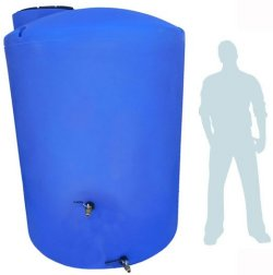 500 gallon water tank