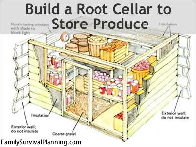 basement root cellar