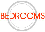 storage areas - bedrooms