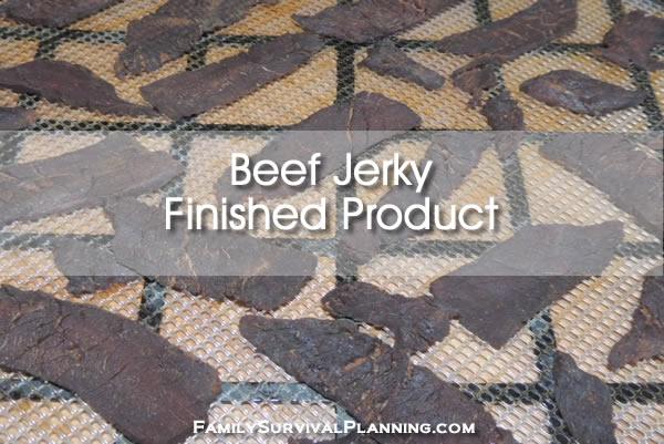 Easy Beef Jerky