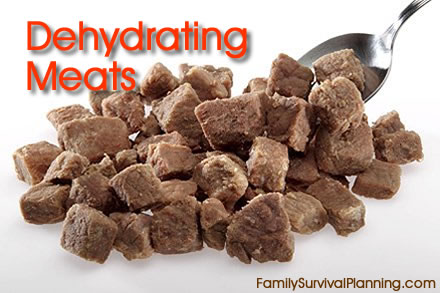 dehydrating meats
