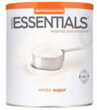 Emergency Essentials #10 can sugar