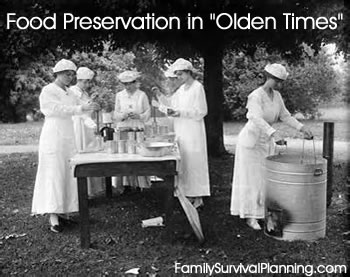 Preserving Your Own Food At Home