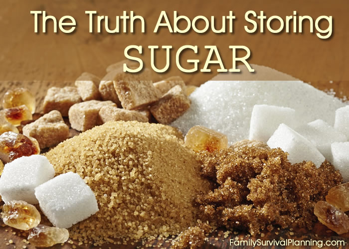 How to Store Sugar