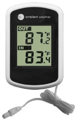 Indoor-Outdoor Thermometer