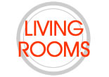 storage spaces - living rooms