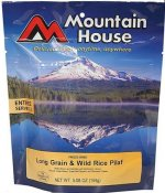 Mountain House Foil Vacuum Pouch