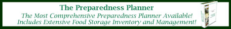 Preparedness Planner