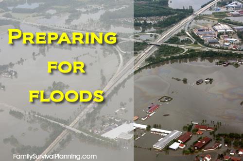 preparing for floods