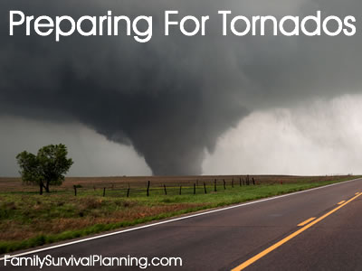 Preparing For Tornados