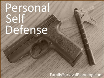 Personal Self Defense