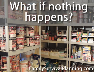 What if nothing happens?