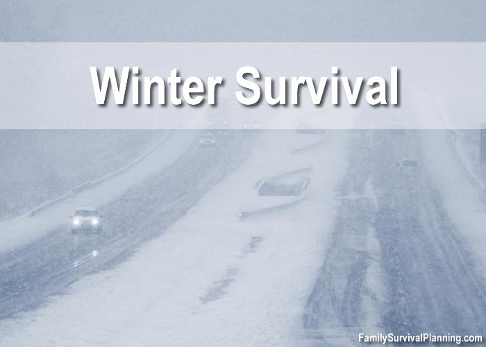 Winter Survival Or 3 Ways to Die in Winter
