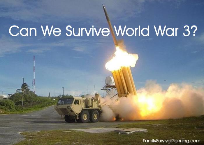 Can we survival World War 3?