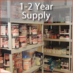 1-2 year supply
