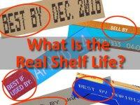 Shelf Life of Foods