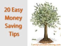 20 Easy Money-Saving Tips
