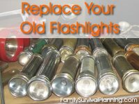 Why You Should Replace Your Old Flashlights