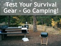 Test Your Survival Gear