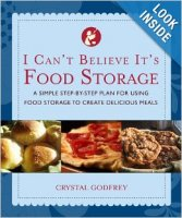 I Can't Believe it's Food Storage