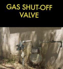 shut off utilities