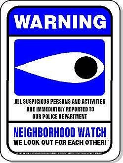 Neighborhood Watch Programs