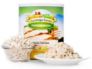 Saratoga Farms Freeze Dried foods