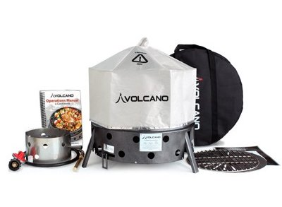 Volcano II Collapsible Stove