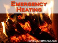 Emergency Heating: How To Keep Warm in a Power Outage