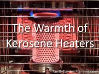 Kerosene Heaters: How to Keep Warm When the Power is Out