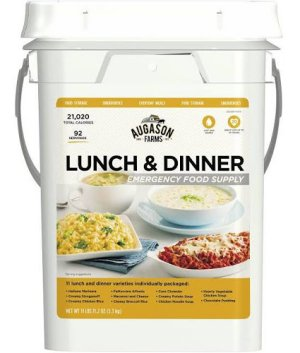 Augason Farms Lunch Bucket