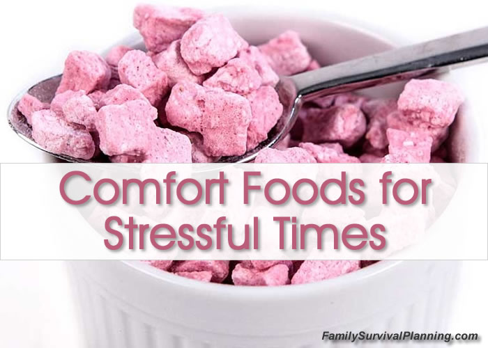 Comfort Foods for Stressful Times