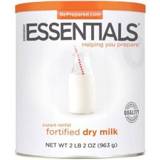 Emergency Essentials Powdered Milk