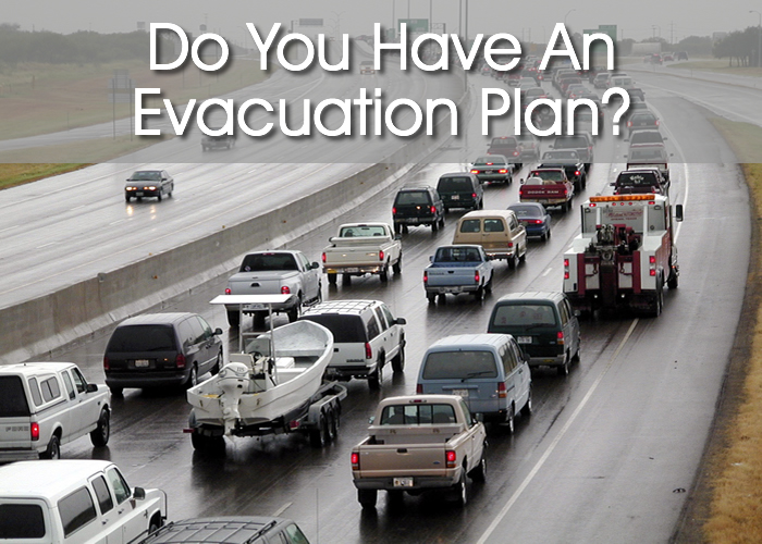 5 Simple Steps to an Organized Evacuation Plan