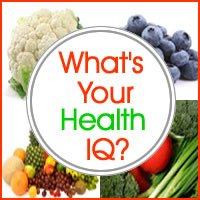 What's Your Health IQ?