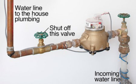 How to Shut Off Your Water in an Emergency