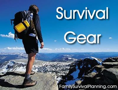 Don't Be Caught Without Essential Survival Gear