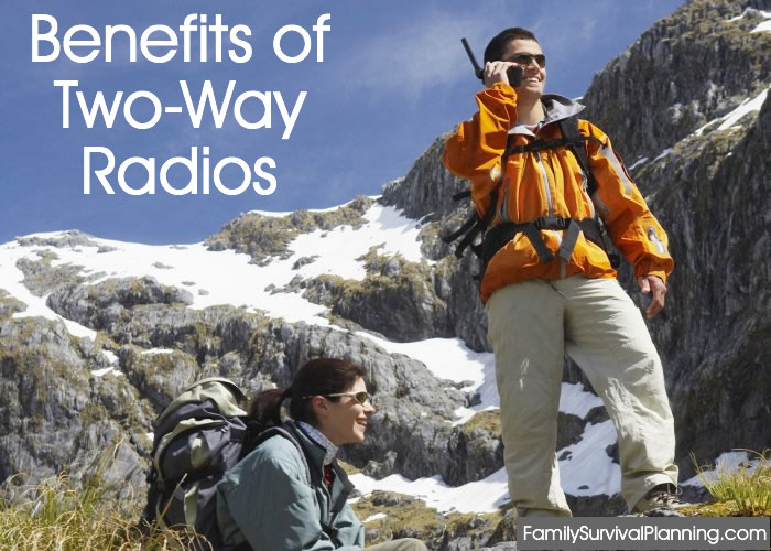 The Benefits of Using Two-Way Radios During a SHTF-Type Disaster