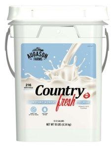 Augason Farms Powdered Milk