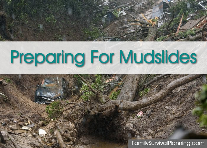 Preparing For Mudslides