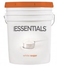 6-gallon Bucket of White Sugar