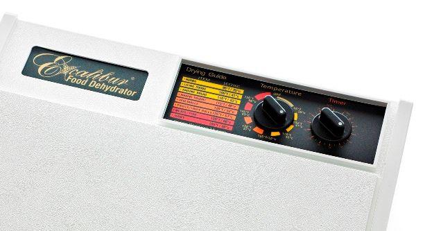 Excalibur Control Panel